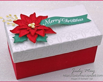 Holiday Catalogue Projects - Bundle of 13 Tutorials