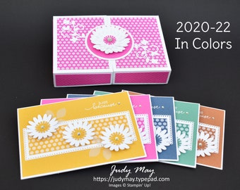 2020 Annual Catalogue Projects - Bundle of 11 Tutorials