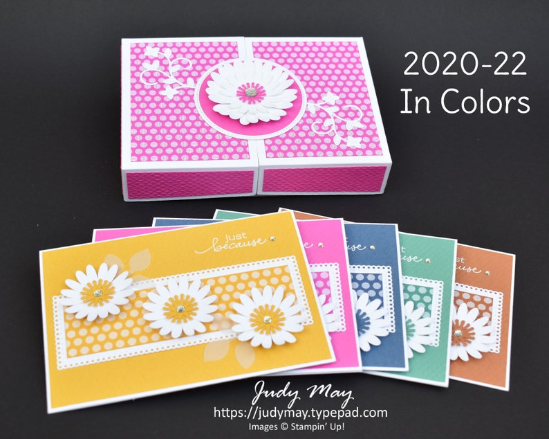 2020 Annual Catalogue Projects  Bundle of 11 Tutorials image 1