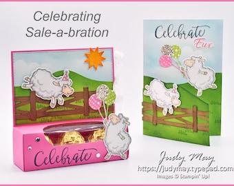 Celebrating Sale-a-bration 2021 - Bundle of 12 Tutorials