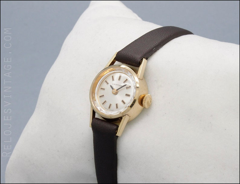 aaa4847ee480 Reloj New old stock de Cocktail CERTINA NOS sin uso años