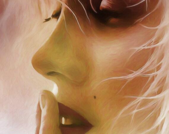 Marilyn, in a Whisper