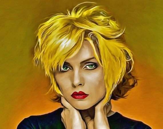 Deborah Harry (Blondie)