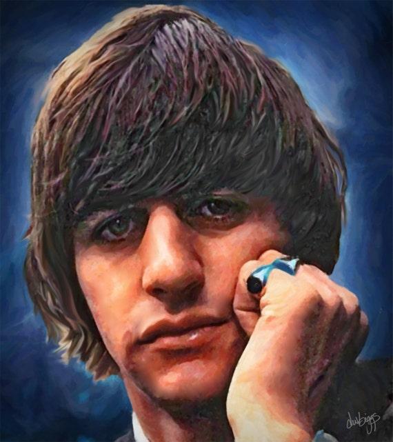 Drummer: Ringo Starr