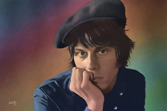 Young Jeff Beck