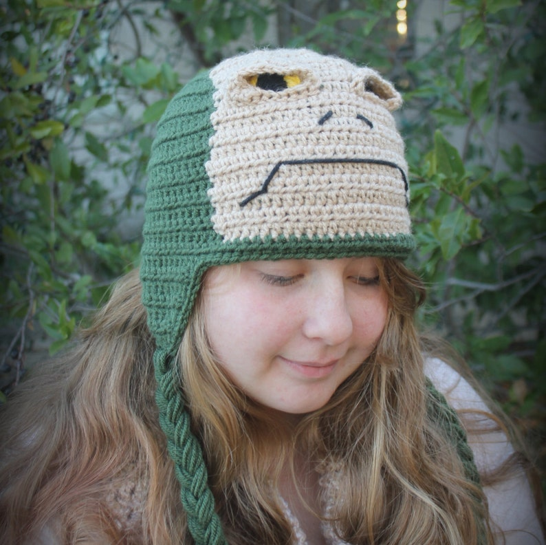 Jabba the Hutt Hat, Star Wars Jabba, Star Wars Hat kids, Star Wars Baby,  Jabba the Hutt for all AGES
