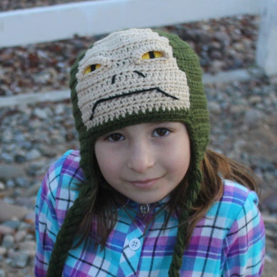 sc 1 st  Etsy & Jabba the Hutt Star Wars hat JABBA the HUTT kids hat Jabba