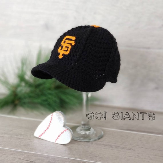 723501a2 San Francisco GIANTS Hat, San Francisco Giants Baby, SF Giants Baby Hat,  Giants Baseball HAT made for All Ages