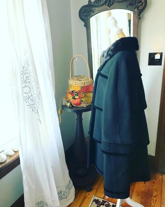 Vintage Lilli Ann Coat, 50s Lilli Ann Coat, 60s L… - image 3