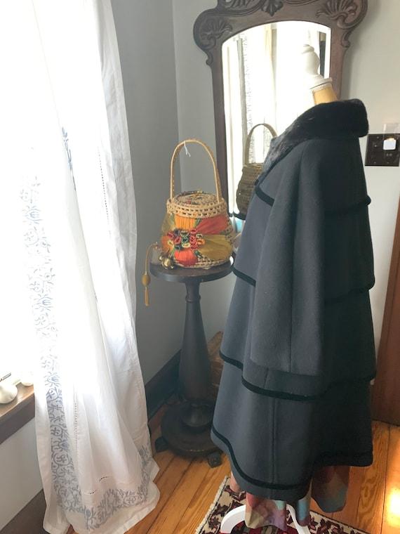 Vintage Lilli Ann Coat, 50s Lilli Ann Coat, 60s L… - image 9