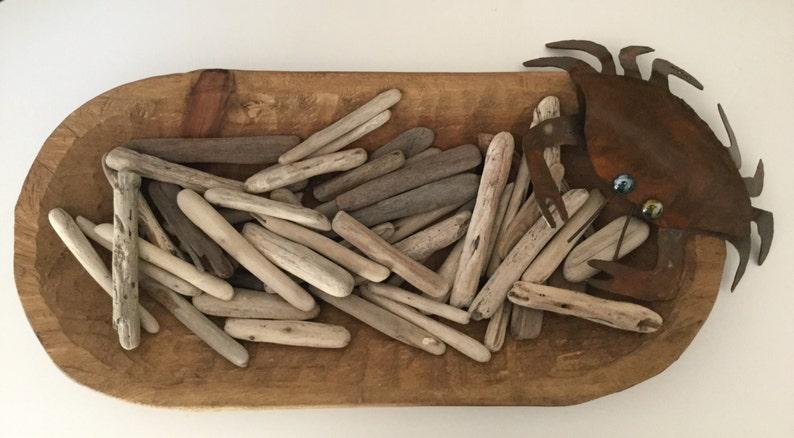 TOP SELLER 3  5.5 Driftwood 50 BULK Driftwood Pieces image 0