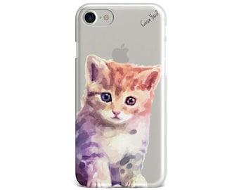iphone 8 case kitten