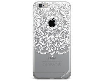 Iphone 8 Clear Case Etsy