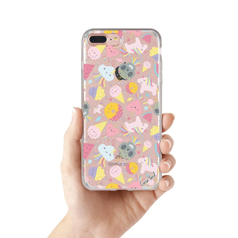 huge inventory cd9ce 0584c iPhone 8 Case Clear iPhone 8 Plus Case iPhone X Case iPhone 7 Plus case  Clear iPhone 7 Case iPhone 6 Case Samsung S8 Case,Pinata