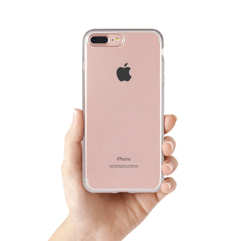 huge discount 6a070 bcd09 iPhone 8 Case Clear iPhone 8 Plus Case iPhone X Case iPhone 7 Plus case  Clear iPhone 7 Case iPhone 6 Case Samsung S8 Case Crystal Clear Case