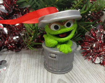 1995 Sesame Street Oscar The Grouch Body Puppet Applause Etsy