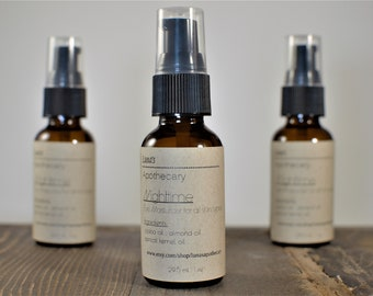 1 oz Nighttime Eye Moisturizer, eye serum, anti wrinkle serum, anti aging serum