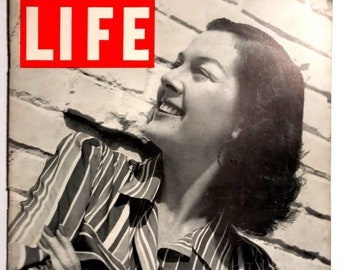 Image result for rosalind russell on cover of life magazine 1939