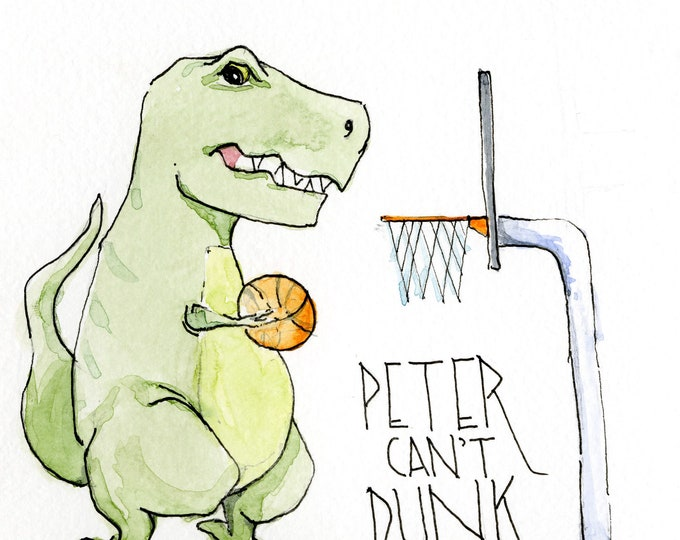 Peter Can't Dunk