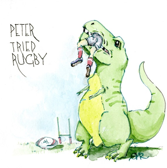 Peter Tried Rugby