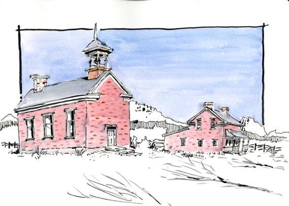 Grafton, Utah Ghost Town