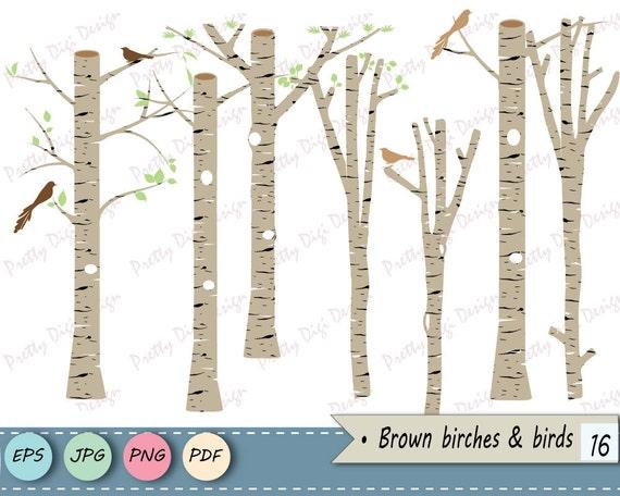 brown birch clipart tree clipart birch vector birch png birch rh etsystudio com birch tree clipart free birch tree clipart black and white