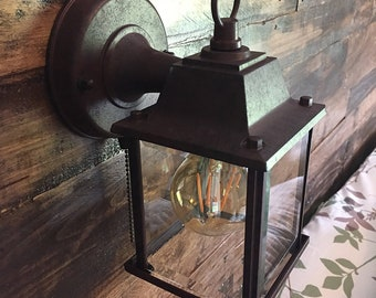 Headboard Lamp Set (2 lamps).  Add plug-in lamps to any headboard! FREE Shipping!