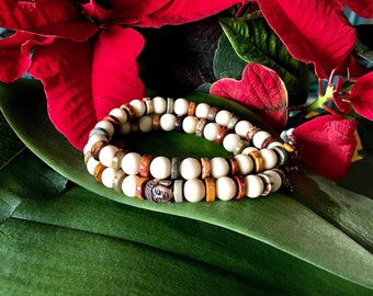 "Men's ""Everything is Ok"" Mala Bracelet 