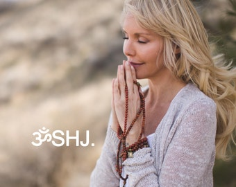 Why Choose SHJ? | INFORMATION Only | Luxury Gemstone Healing Mala Beads | Reiki Infused | Exclusive Designs © | Starting at 49.00 USD