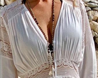 108 Mala Bead Necklaces