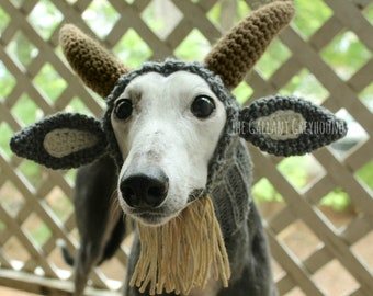 Goat Snood for Dogs