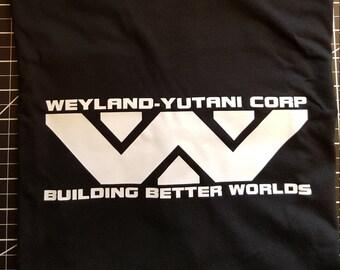 Alien - Aliens - Weyland-Yutani Corp - T-Shirt