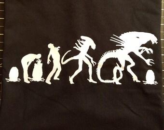 Aliens - Alien Evolution - T-Shirt