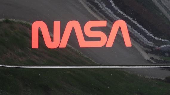 Amazon Com Keen Nasa Decal Vinyl Sticker Cars Trucks Walls Laptop 4 In Kcd44 Automotive