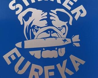 Pacific Rim - Striker Eureka Logo - Vinyl Decal - Multiple Colors