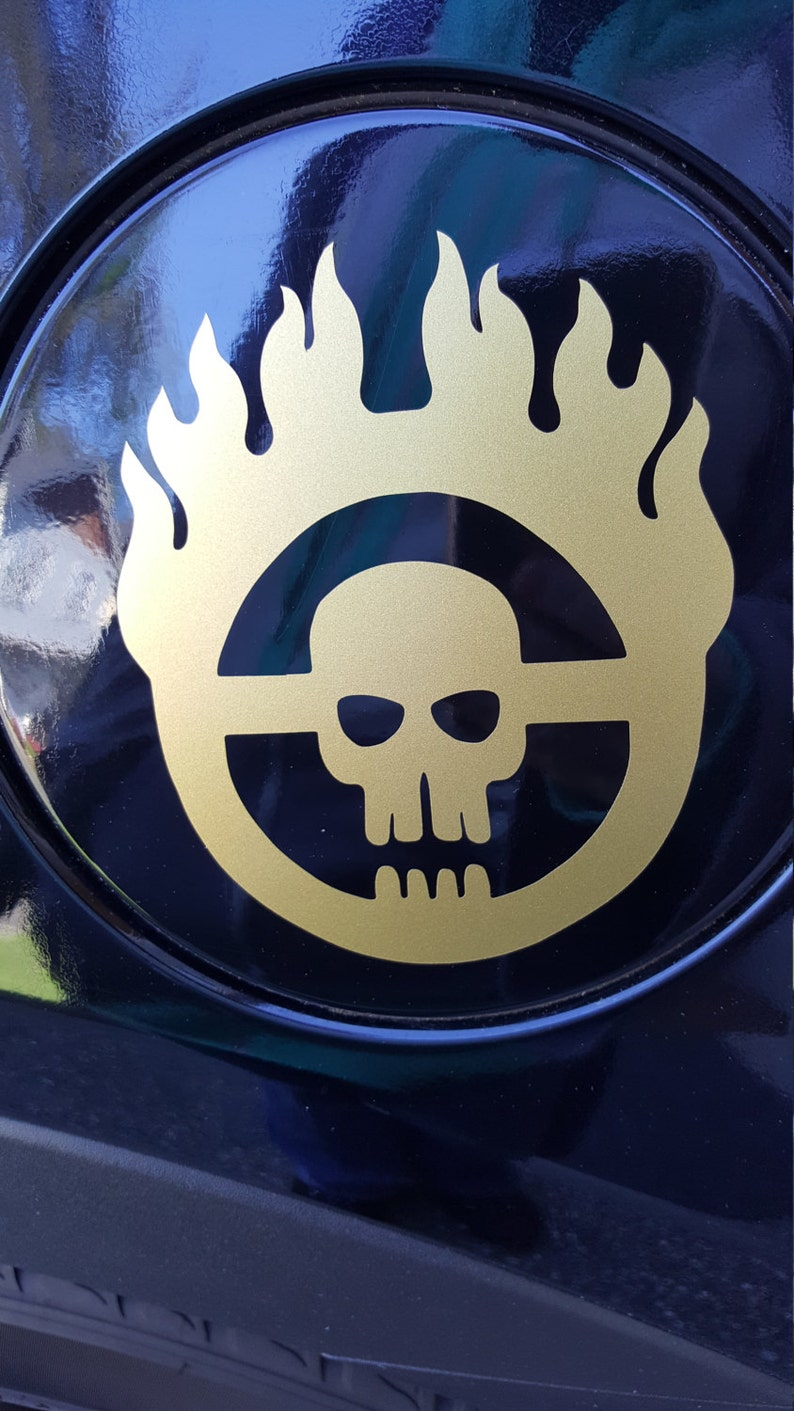 Mad Max Fury Road  Vinyl Decal  Multiple Colors image 0