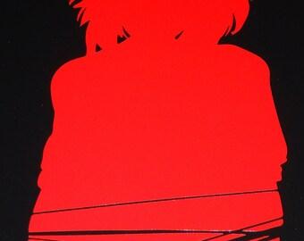Kill la Kill  - Ryuko Matoi - Vinyl Decal - Multiple Colors