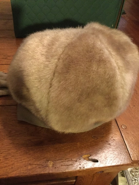 Ladies Winter Dress Hat