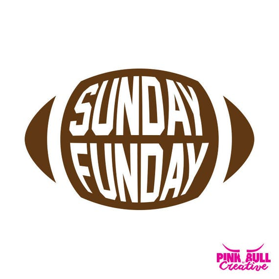 Sunday Funday SVG cut ...