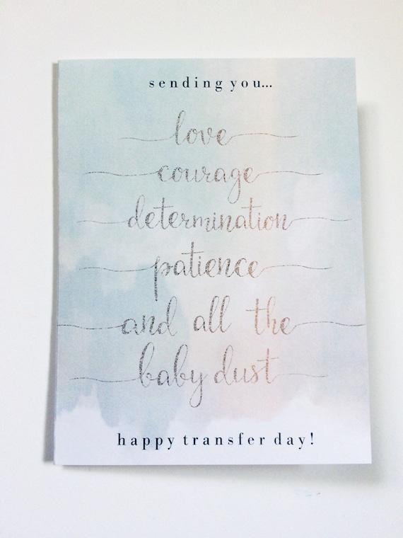 DIGITAL ttc IVF Sucks ttc baby dust bfp bfn - Greeting Card - Warm Wishes -  IVF Card - Support Card