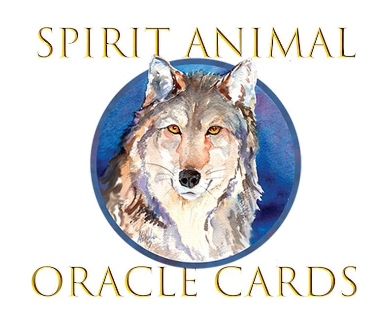 Spirit Animal Awareness Oracle Card Deck image 0