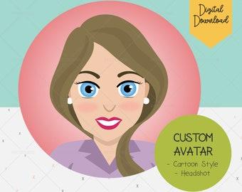 personal avatar etsy