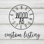 Custom Listing for Anastacia
