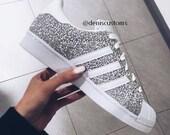 adidas superstar glitter silver portugal