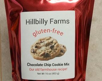 Gluten-Free Chocolate Chip Cookie Mix