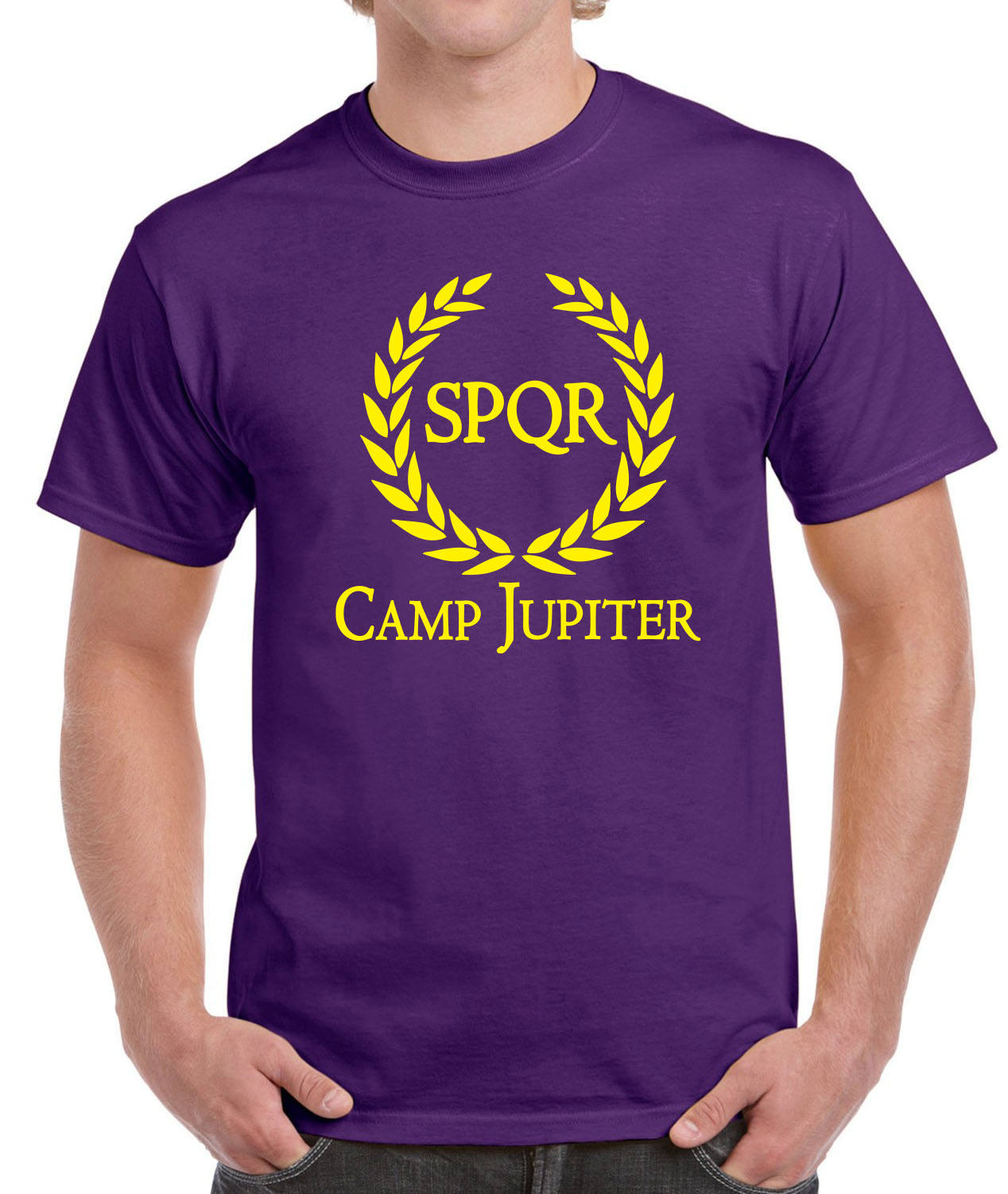 Camp Half-Blood Zweige Camp Jupiter T-Shirt Percy Jackson ... Camp Jupiter Shirt Percy Jackson