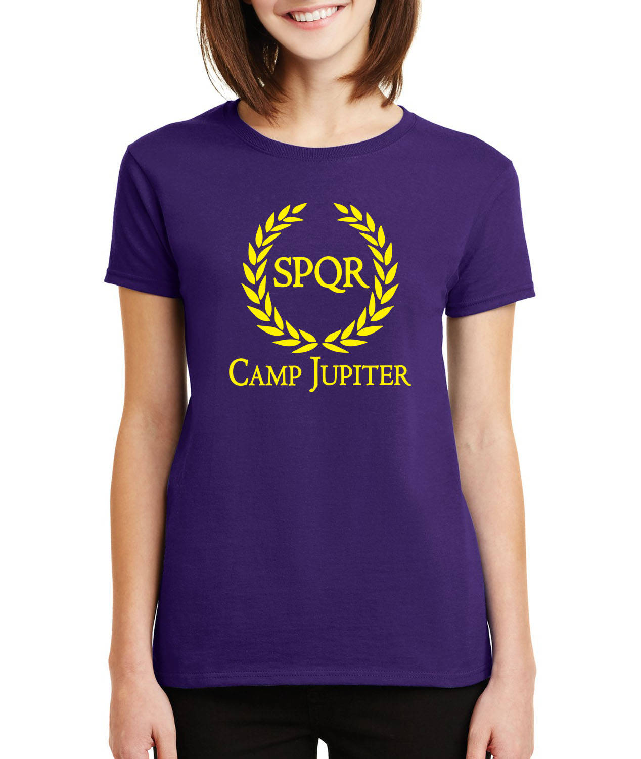 Camp Half-Blood Branches Camp Jupiter T-Shirt Percy ... Camp Jupiter Shirt Percy Jackson