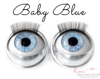 e204a37b291 Baby Blue - Doll Eyes for American Girl 18