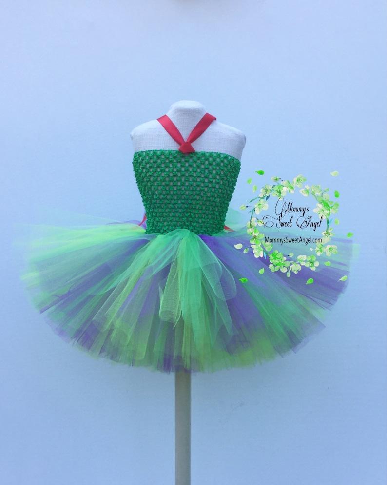 Plain Simple mermaid tutu dress  Ariel Halloween costume  Princess tutu  dress  Ballerina tutu dress  First birthday tutu