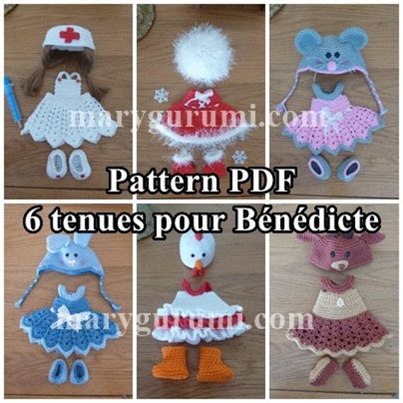 bambole schema gratis amigurumi crochet tutorial uncinetto | 570x570